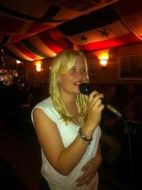 Goddags karaokekväll